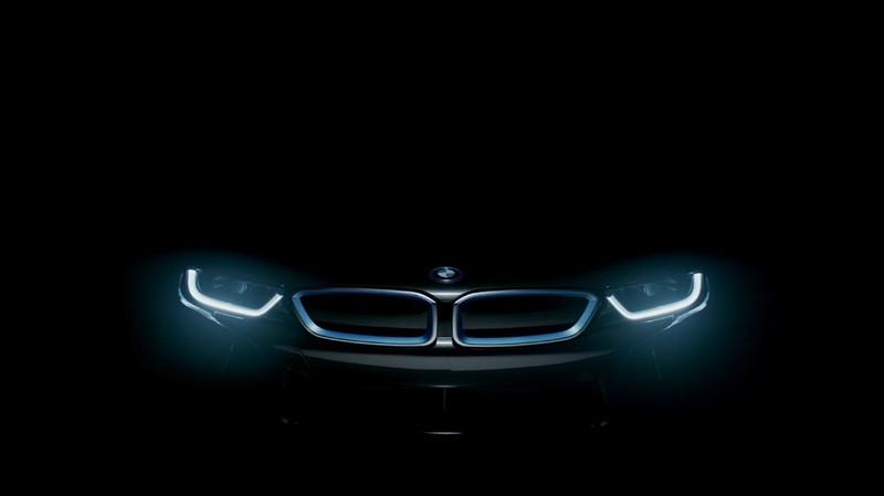 Video: BMW i8 to be unveiled on September 10