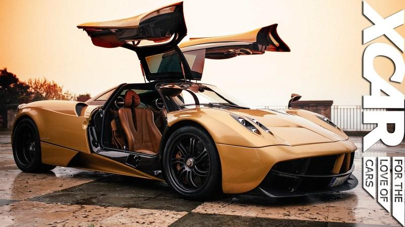 Video: Pagani Huayra Review