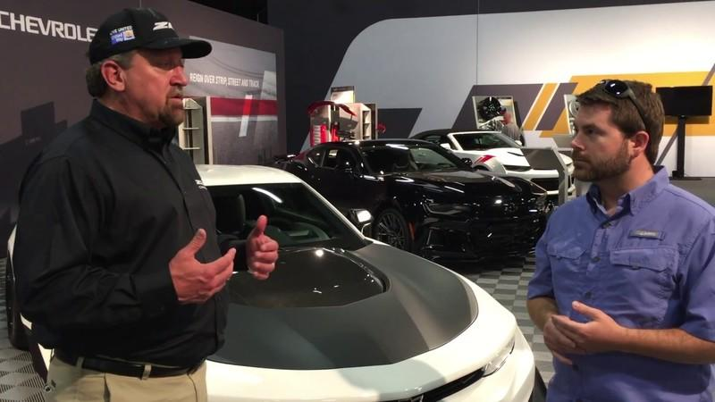 Exclusive Interview: We talk Camaro ZL1 1LE with Chief Engineer Al Oppenheiser!