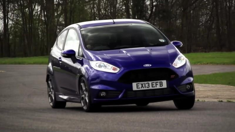 Video: Chris Harris Reviews the Ford Fiesta ST