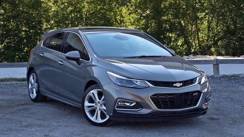 2017 Chevrolet Cruze Hatchback – Driven