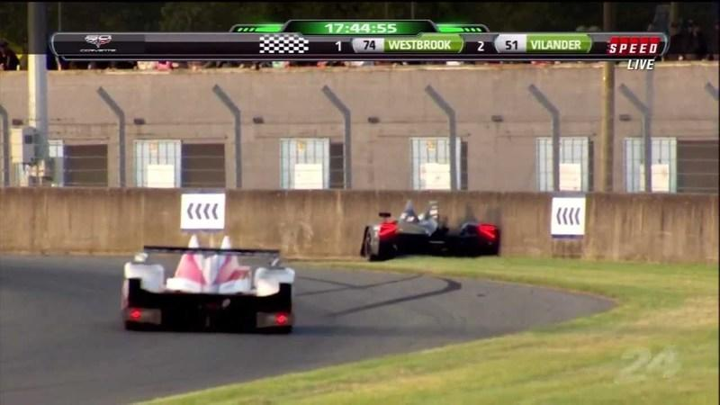 Video: Anthony Davidson and Nissan Deltawing involved in Le Mans crashes