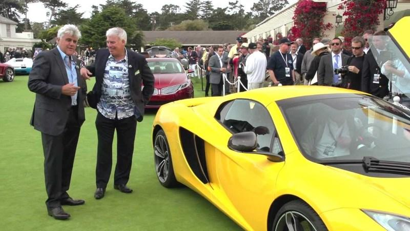 Video: Jay Leno reviews the McLaren MP4-12C Spyder and 12C Can-Am Edition