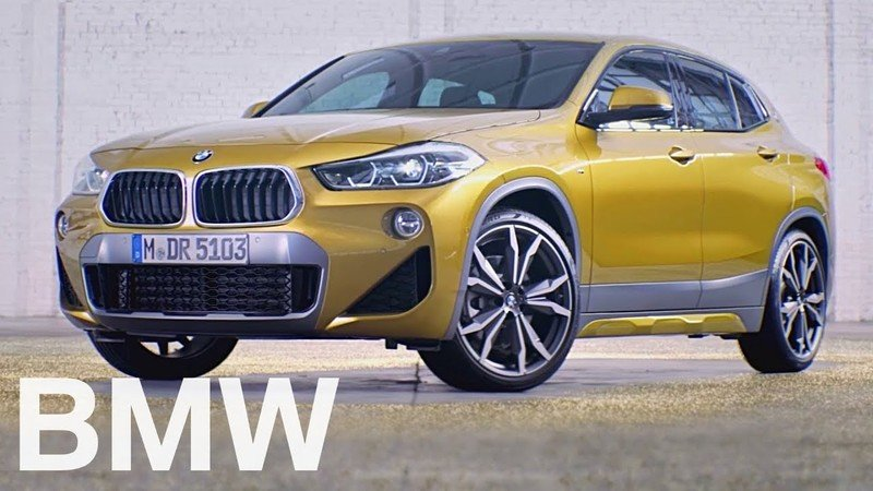 New BMW X2 Commercial Ranks Very High on our StrangeMeter