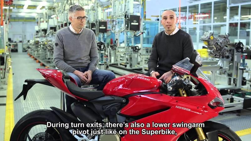 Video: Ducati Puts The Spotlight On the Panigale 1299
