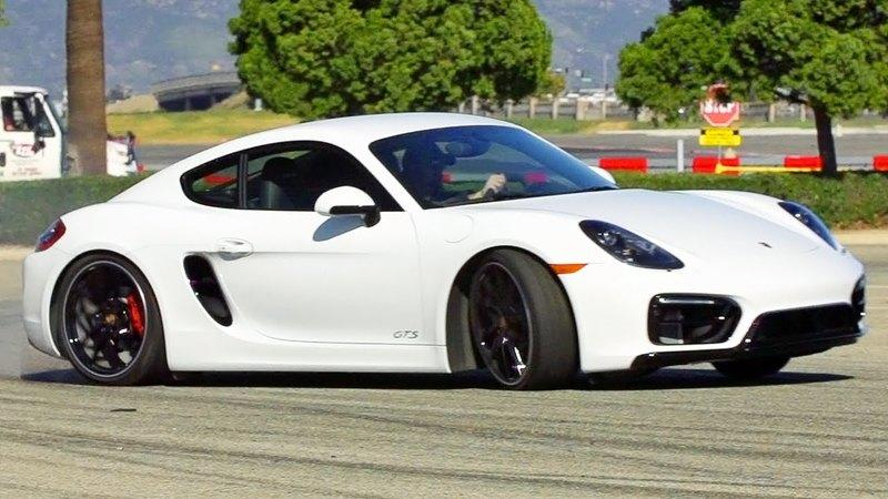 Porsche Cayman GTS Reviewed by Motor Trend: Video