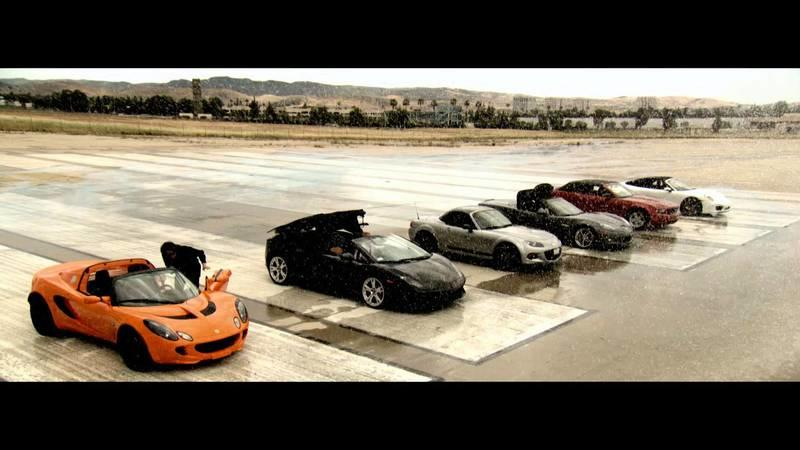 Video: Mazda MX-5 Shames Supercars in an Interesting Drag Race