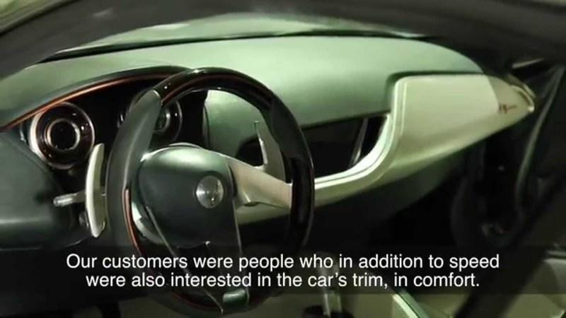 Maserati Talks About the Past and the Future: Video