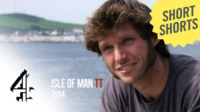 Video: Take a Look behind Guy Martin's Passion For Life