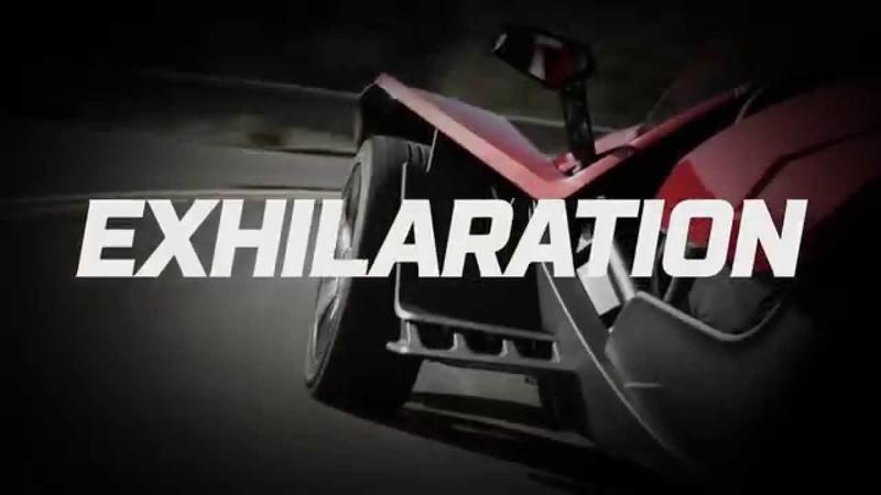 Polaris Slingshot - first official video