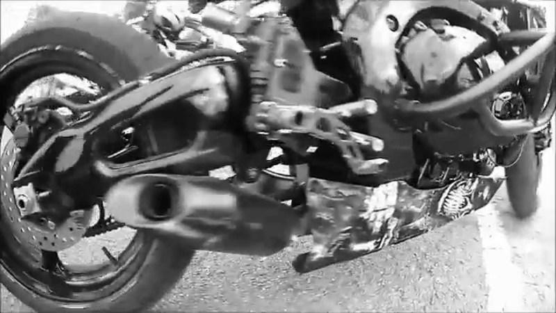 Video: Honda CBR1000RR Gets Crazy Awesome in Stunt Ride