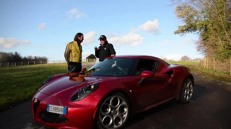 Video: Alfa Romeo 4C Tested at Goodwood