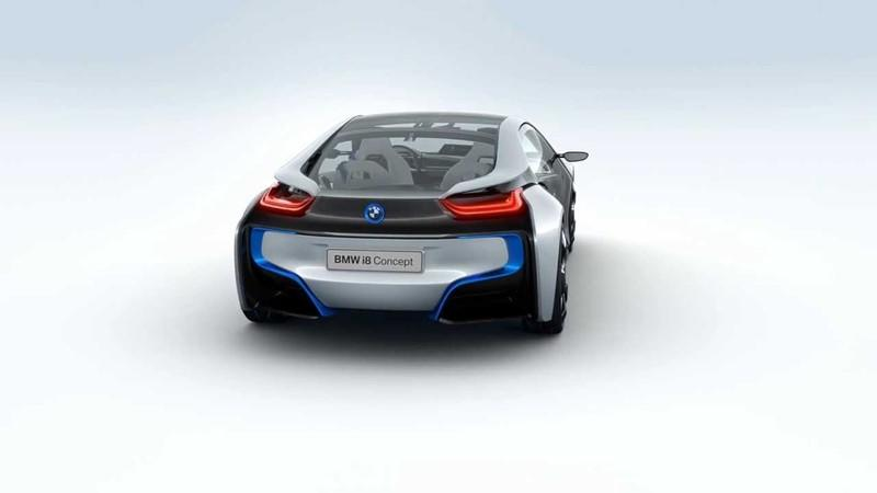 BMW Confirms the i8 is Set for Production