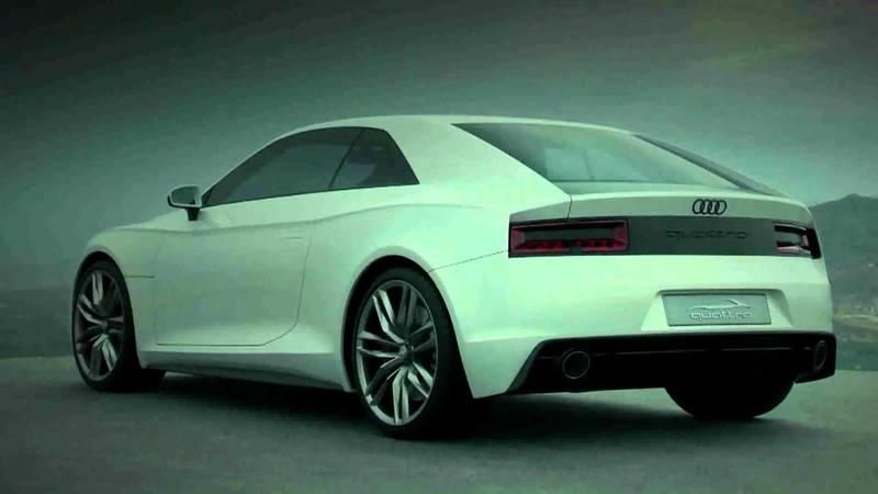 Video: Audi releases new videos featuring the Quattro Concept