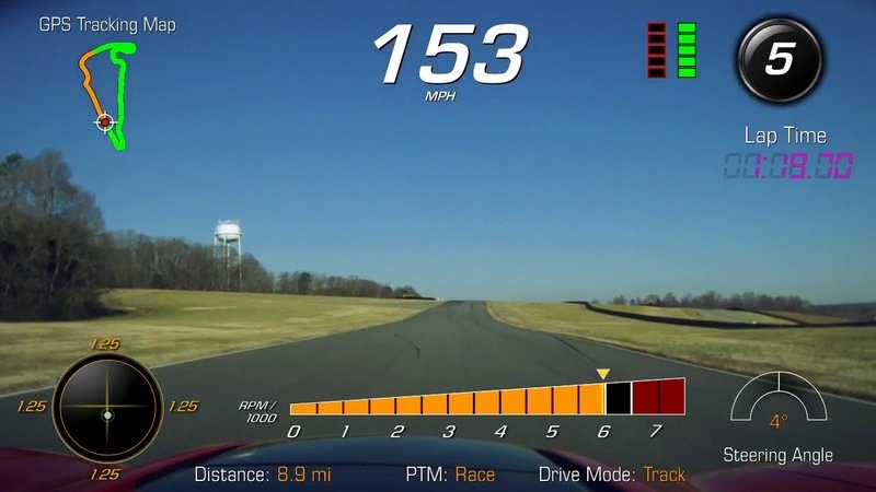 Video: New Corvette ZR1 Proves Its Worth With New Lap Record At VIR