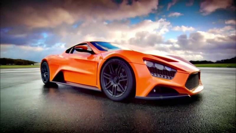 TopGear Has a Rather Snarky Look at the Zenvo ST1