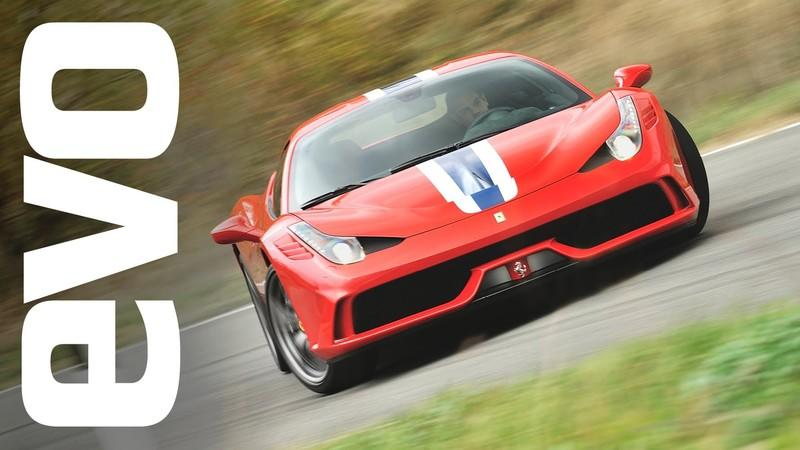 Video: Ferrari 458 Speciale vs 458 Italia vs 430 Scuderia