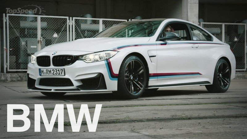 BMW M4 Fully Loaded With M Performance Parts: Video