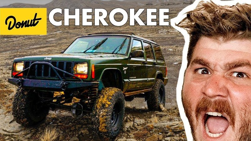 Donut Media Dives Deep on the Jeep Cherokee: Video