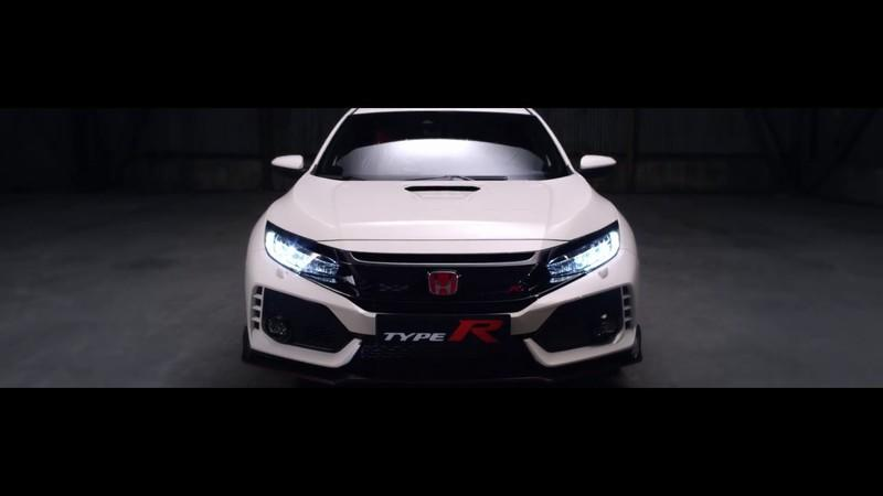 2017 - 2020 Honda Civic Type R
