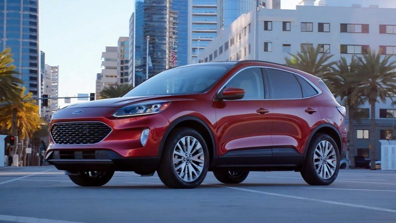 2020 Ford Escape Quirks and Features