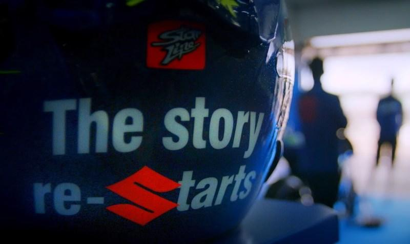 Video: Suzuki Chronicles Development of GSX-RR Ahead of 2015 MotoGP Season