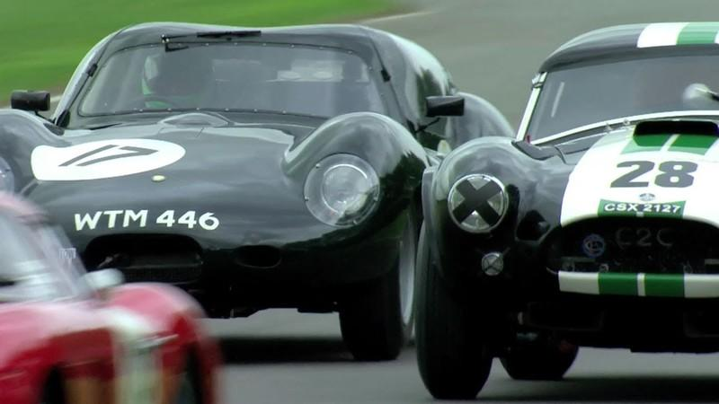 Video: Chris Harris Races the Goodwood Revival RAC TT 2013
