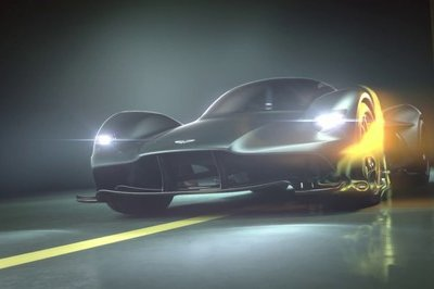 The 2020 Aston Martin Valkyrie Has a Confirmed Output of 1,160 Horsepower!