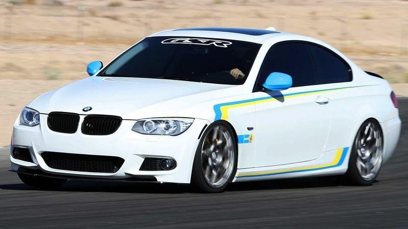 2011 Video: MotorTrend Follows GSR Autosport's BMW Build for SEMA