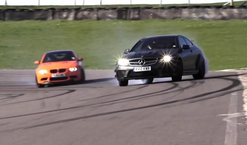 Chris Harris tests the BMW M3 GTS, Mercedes C63 AMG Black, and Porsche 911 GT3 RS 4.0