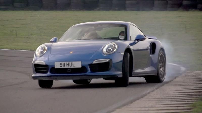 Video: Chris Harris puts Porsche 911 Turbo S next to McLaren 12C