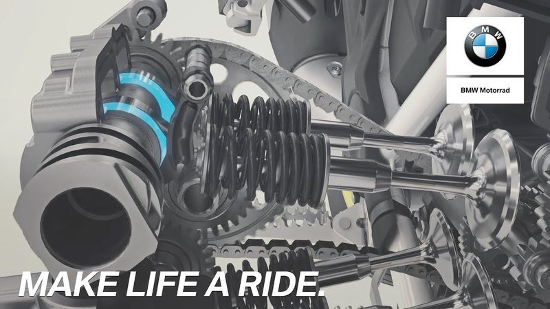 BMW unveils brand-new R 1250 GS and R 1250 RT with the new ShiftCam technology