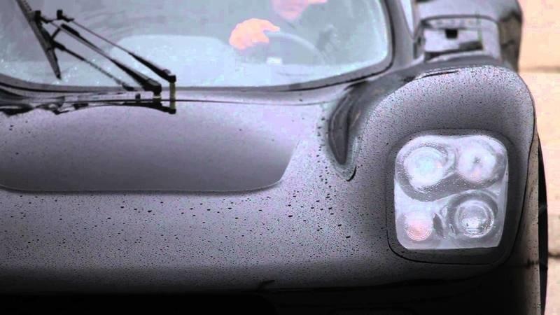Video: Ultima GTR Hoons in the Rain