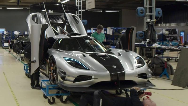 Video: Inside Koenigsegg Season 2 Focuses on the New One:1 Megacar