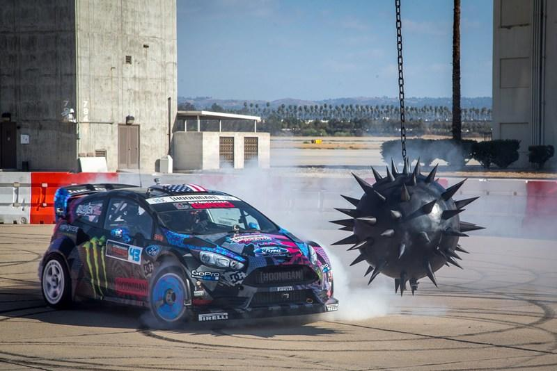 Video: Gymkhana 6 Has Finally Arrived