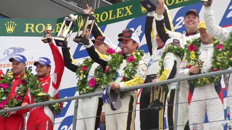 Video: Chevrolet preparing for 2012 24 Hours of Le Mans