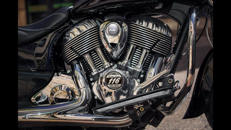 Indian Motorcycles power kit to boost engine size to 1901cc