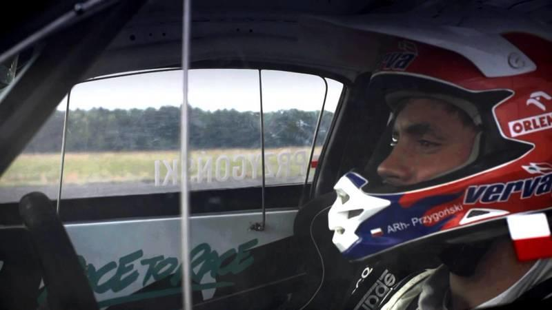 Video: Kuba Przygonski Sets Record for World's Fastest Drift