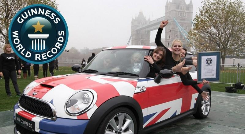 Mini Sets Another Pair of Quirky World Records