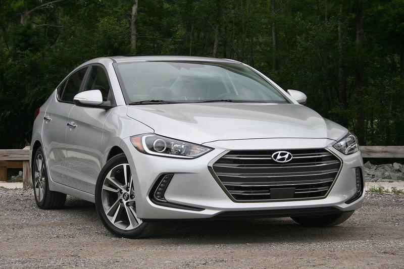 2017 Hyundai Elantra Limited – Driven