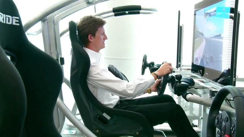 Video: Gran Turismo Driving Tips From Lucas Ordonez
