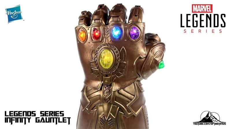 You Must Preorder Iron Man's Infinity Gauntlet Right Away