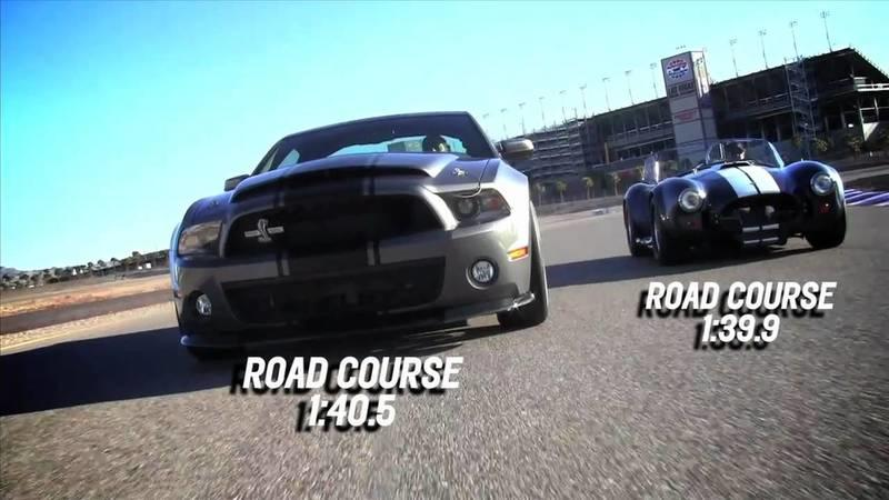 Shelby Showdown: GT500 Super Snake takes on the Cobra
