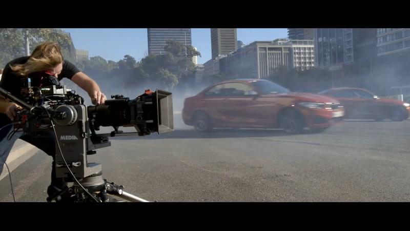 Video: BMW M235i Coupes Gather for a Driftmob in Cape Town
