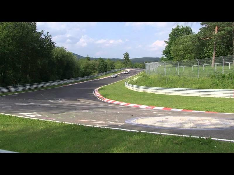 YouTuber inadvertently captures Pagani Zonda R Evolution at Nordschleife