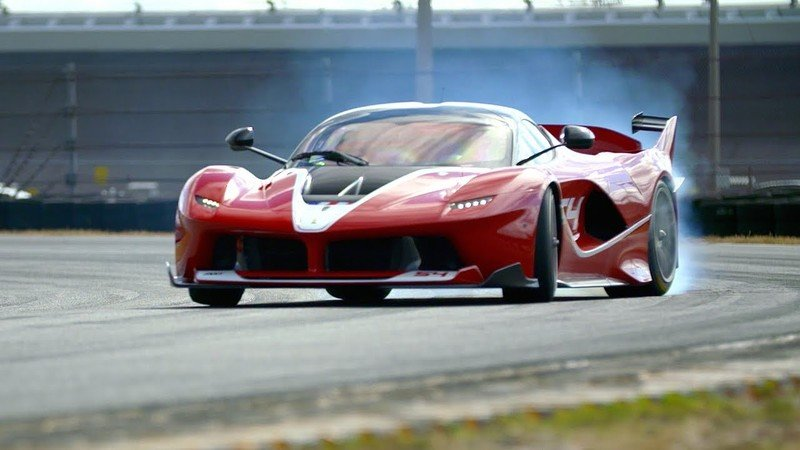 Video of the Day: Chris Harris Drives the LaFerrari FXX K