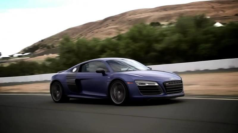 Video: Audi Launches a New iPad App and Offers a Chance to Drive the R8