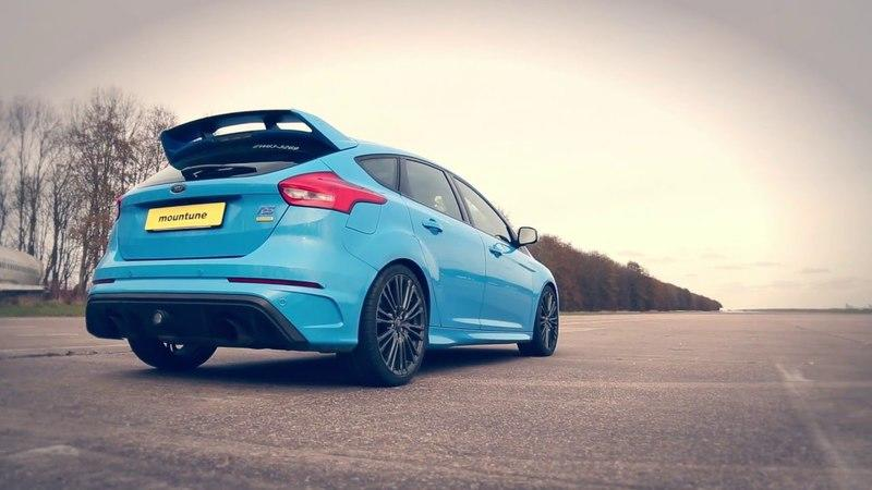 Mountune Launches Phase 1 Tuning Kit For Ford Focus RS