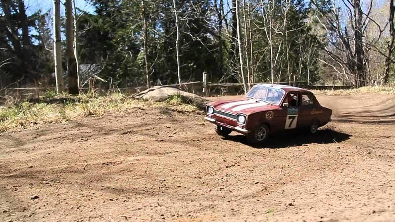 The MK1 Escort Rally Car Lives… Sort of