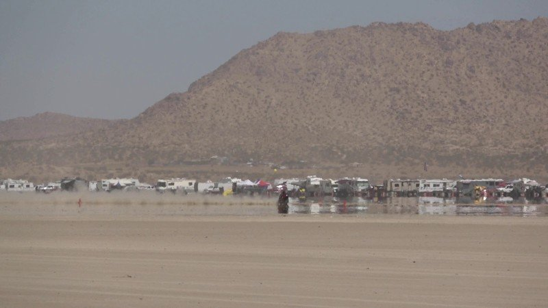 What made a record at the recently concluded El Mirage was history, repeating itself.